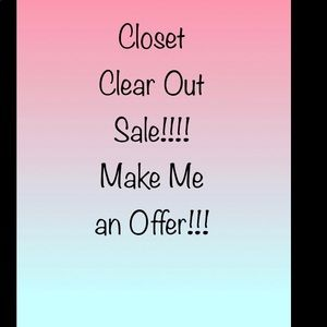 Moving Sale!!! Make me an offer!
